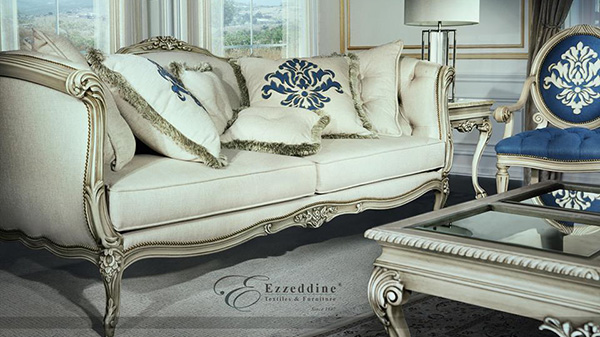 Home Image 5 - Ezzeddine , Neo Classical , Furniture Stores , Textile Stores , modern furniture , interior architect , in Beirut - Lebanon - Jordan