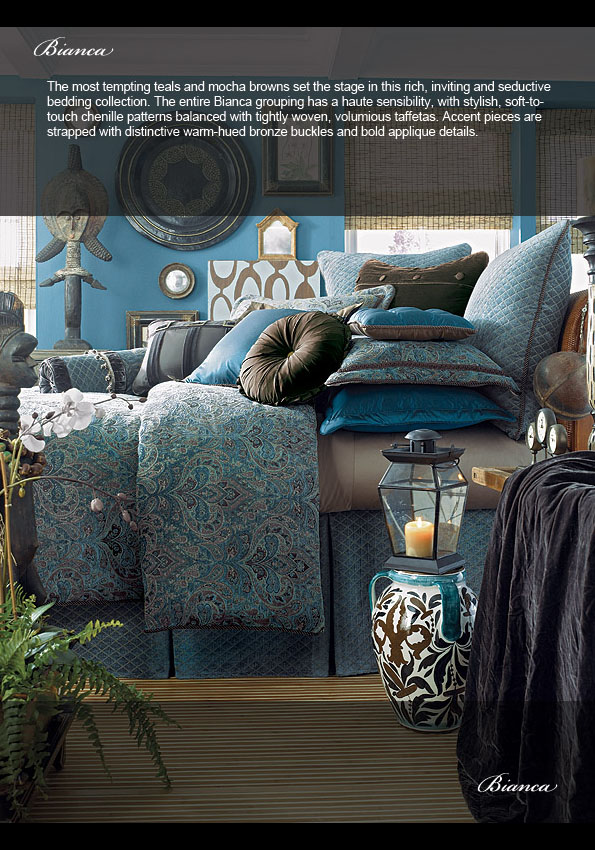 Gallery Bed Covers - Pillows - Image 2