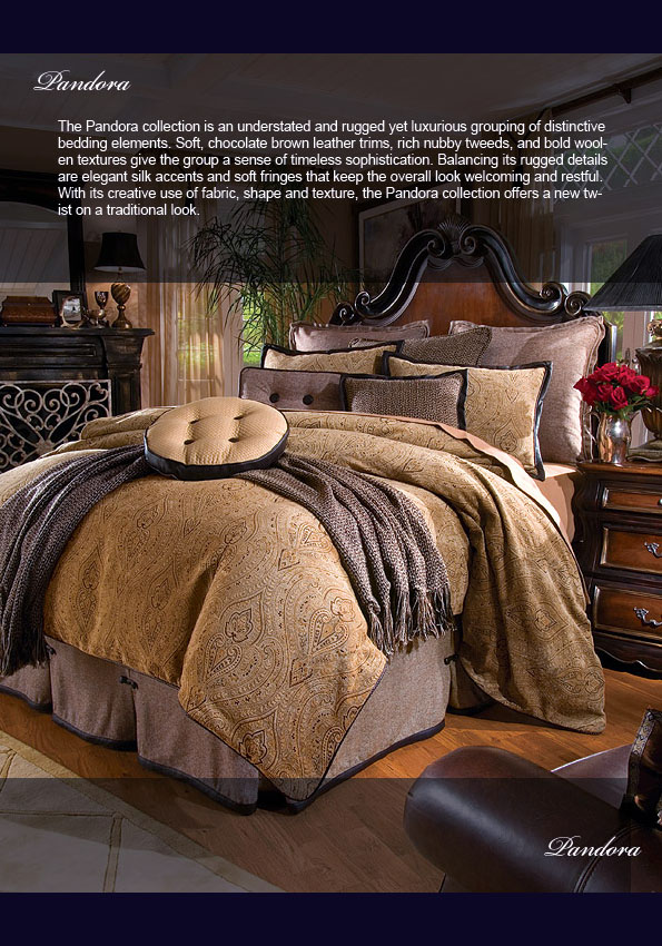Gallery Bed Covers - Pillows - Image 5