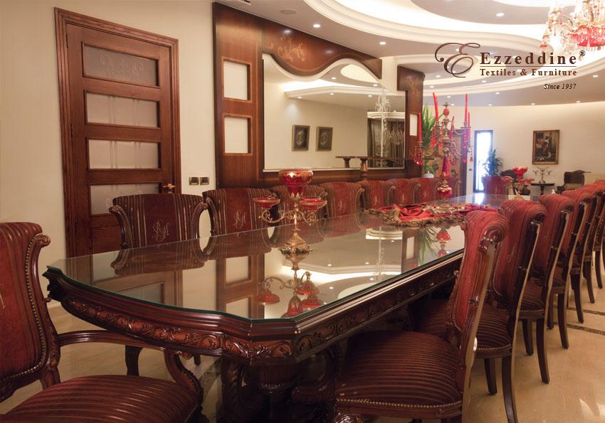 Galleries Ezzeddine Neo Classical Furniture Stores Textile